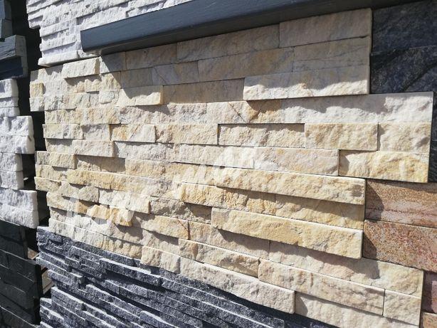 Panel Elewacyjny /Płytka/Elewacja/Kamień Naturalny/Marmur