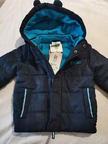 Topolino курточка деми 80см