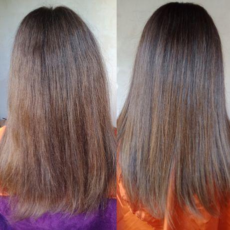 Полировка волос 150 грн
