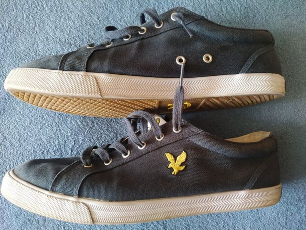 Buty Lyle&Scott r.44 w.28cm casual/fred perry