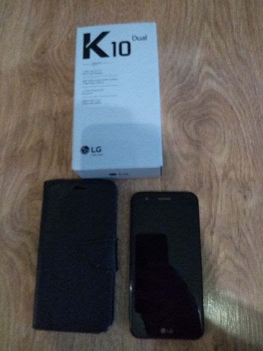 Telefon LG K10 dual 2017 Zabrze - image 1