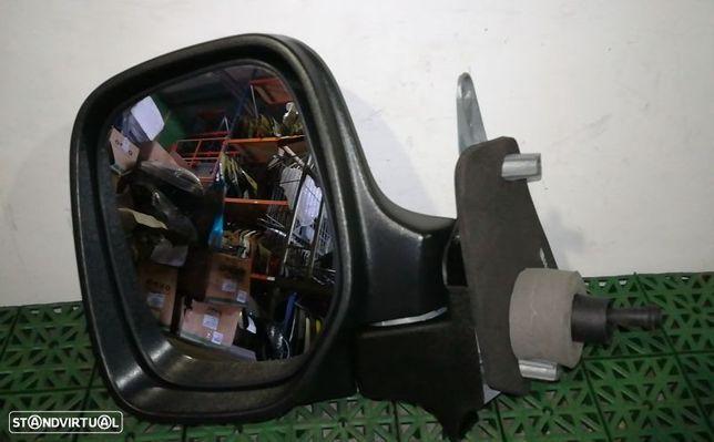 Retrovisor Esquerdo Manual Citroen Berlingo 96-02