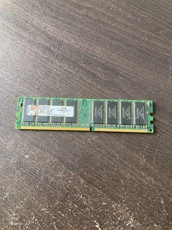 Memória RAM 1GB kingston KVR400X64C3A/1G