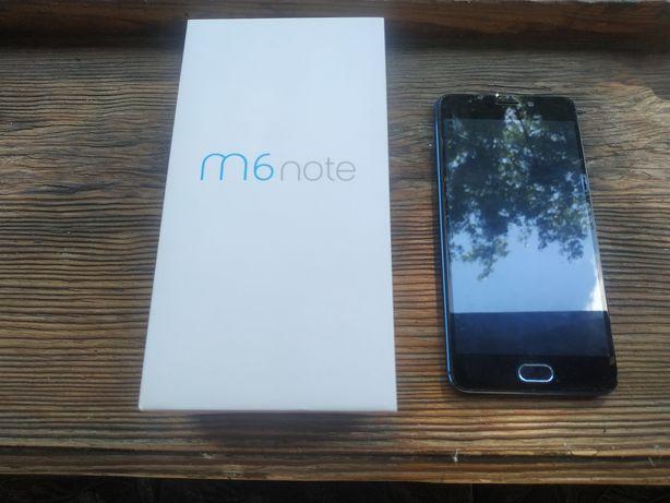 Телефон Meizu m6 note 3/32