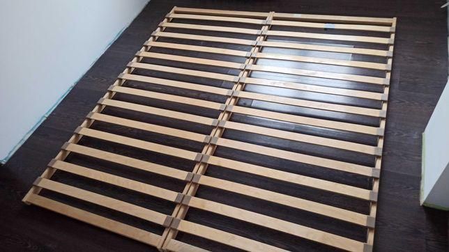 2 szt. Stelaż pod materac 90x200 cm, dno łóżka 180x200 cm