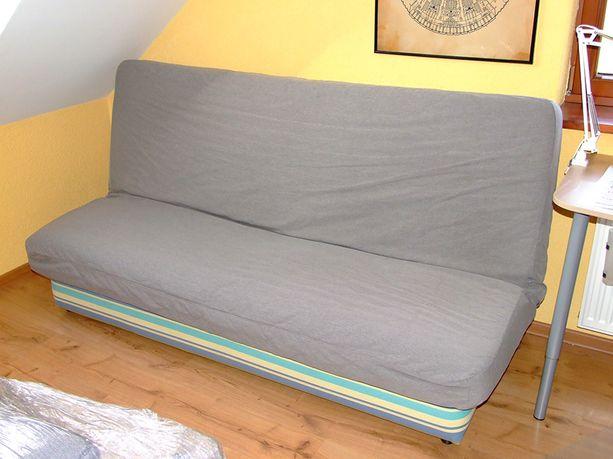 Wersalka tapczan łóżko dwuosobowe