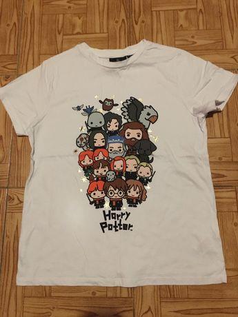 T-shirt Harry Potter - Nova - oferta portes