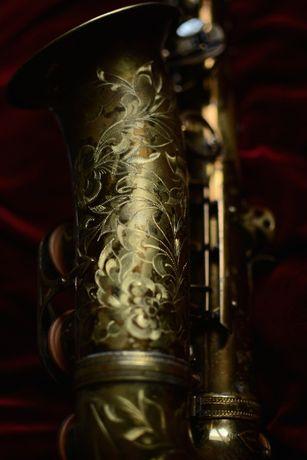 1953 Saksofon Altowy Selmer SBA Super Balanced Action!