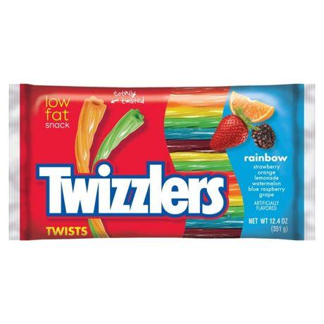 Мармелад и жевательные конфеты Twizzlers, Твизлерс, Твиззлерс