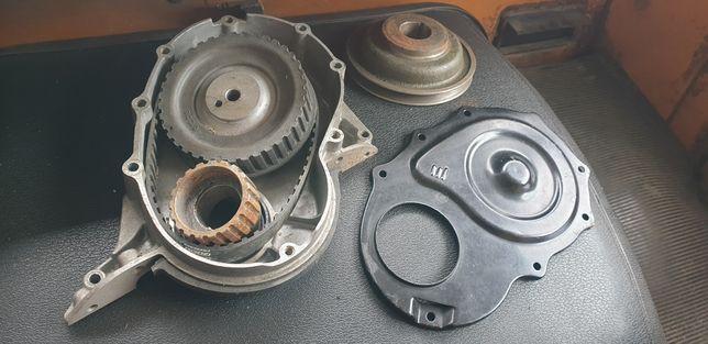Fiat 125p polonez Rozrząd obudowa rozrządu koło pasowe