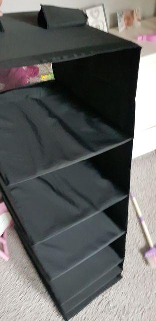 ikea skubb półka wisząca organizer