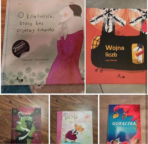 Książki dla dzieci rezerwacja