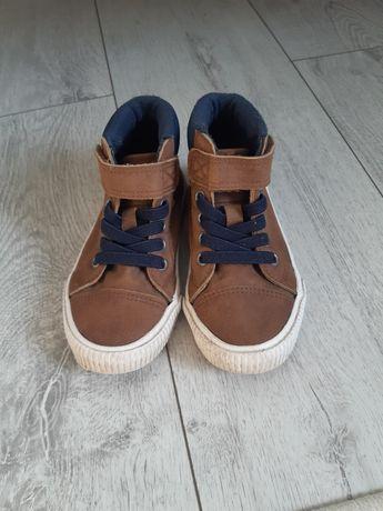 Buty wiosenne chłopięce h&m