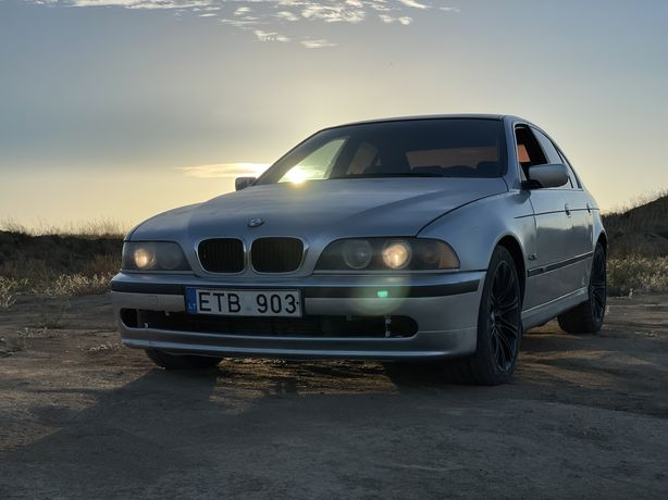 Автомобіль BMW e39 530 (обмін)