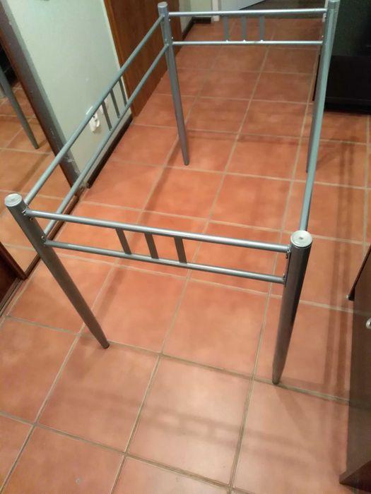 stol kuchenny szklanym blat Legnica - image 1