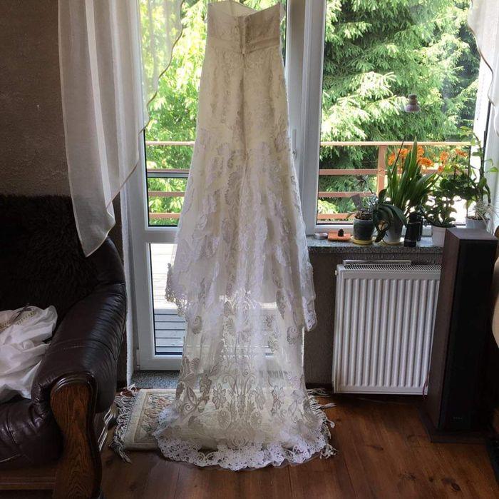 Suknia ślubna SPOSA Hadle Szklarskie - image 1