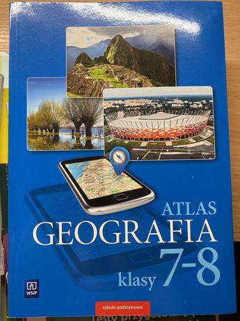 Atlasy Biologia Geografia Historia