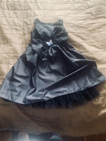 Нарядное платье для девочки 2 года