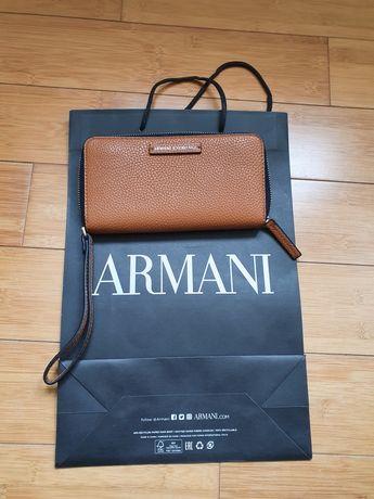 Portfel Armani Exchange