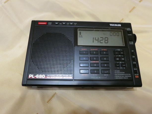 Всеволновый радиоприемник TECSUN PL-680