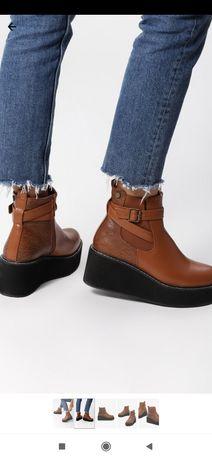 Модные ботинки на весну 37 р