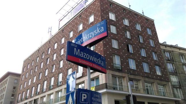 WIRTUALNE BIURO Warszawa ul. Mazowiecka 11 lok. 49