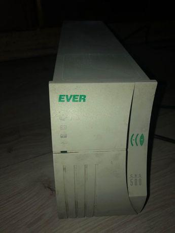 Zasilacz Awaryjny Ever Eco 500 CDS 500VA 300W