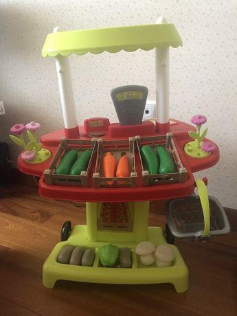 Игрушка продуктовая лавка