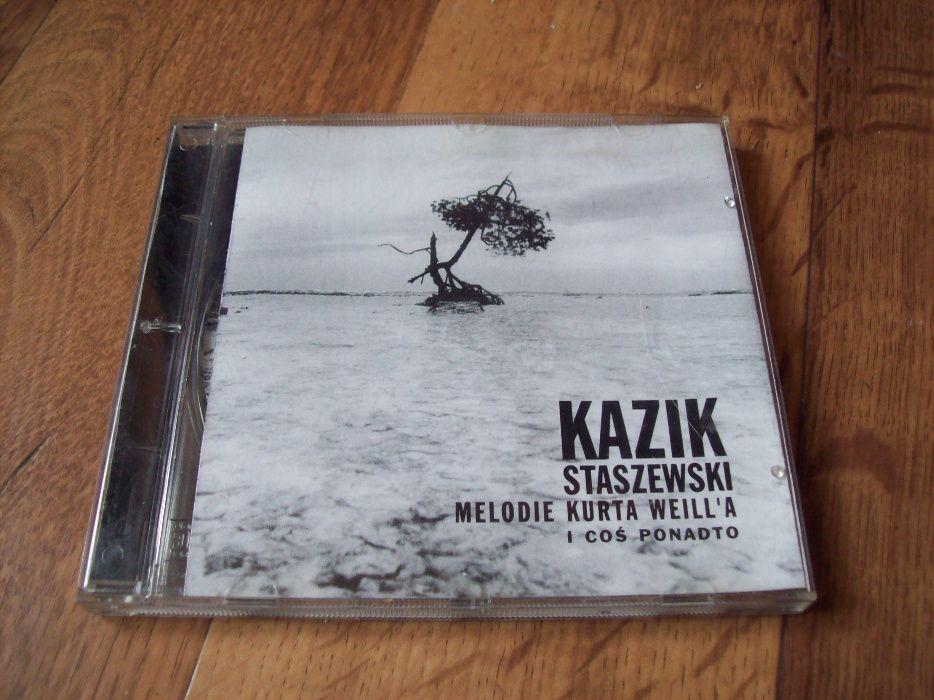 CD Kazik Staszewski-KULT-Melodie Kurta Weilla i coś ponadto-2001 rok Katowice - image 1