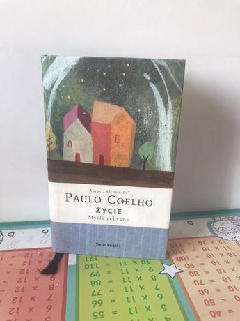 Książka Paulo Coelho życie myśli zebrane