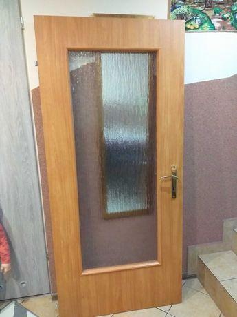 Drzwi pokojowe szer. 80 wys.184
