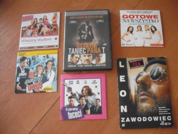 filmy DVD możliwa wysyłka