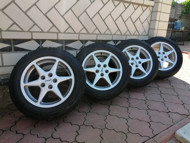 Диски R16 / 5*114.3  Toyota, Mazda, Honda, Hyundai, Kia
