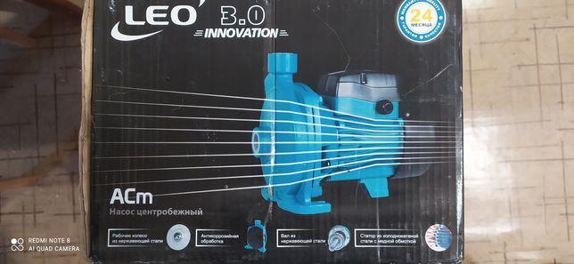 Продам насос центробежный Leo 3.0