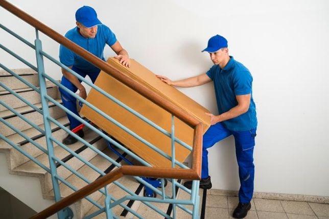Спустим или занесём любой тяжелый диван по лестнице в квартиру