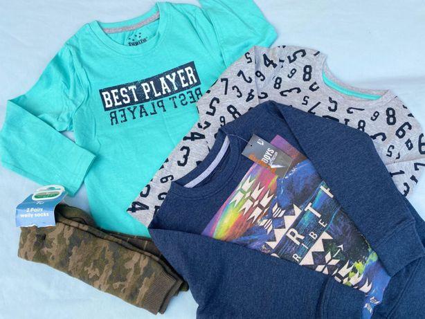 Одежда для мальчика 2-4 года Великобритании оригинал новые SALE