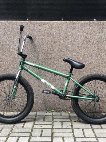Кастом BMX - велосипед трюковой на топ запчастях 4130 Chrome бмх вмх