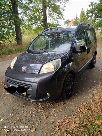 Fiat Qubo Fiorino 2009 1.4 benzyna