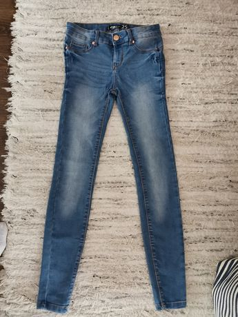 Spodnie jeans dżins Skinny push UP FBSister  25