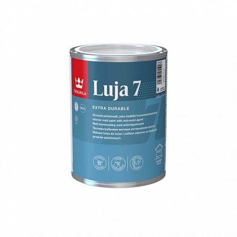 Фарба акрилатна водоемульсійна TIKKURILA luja 7