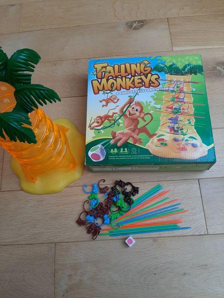 Gra Małpki Super zabawa !