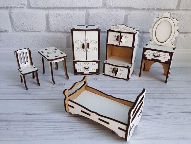 Комплект деревянной кукольной мебели!Петшоп, Lps, pet shop Игрушки
