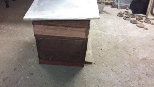 Ul wielkopolski ule wielkopolskie pasieka drewniane 10 sztuk ramki