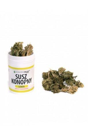Susz konopny 4% CBD 2g Lemon