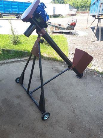 Погрузчик шнековый зерновой транспортер винтовой конвейер шнековый.