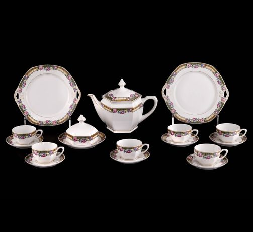 Serviço de chá Eletro cerâmica