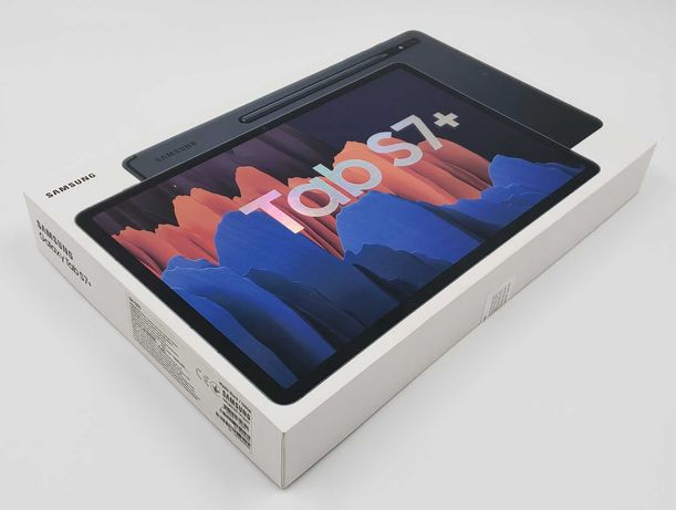 Планшет Samsung Galaxy Tab S7+ 128 GB LTE (SM-T975) / РАССРОЧКА 0%!