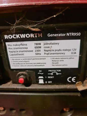 Agregat ntr 950 nie odpalany 3lata