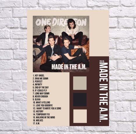 Плакат One Direction