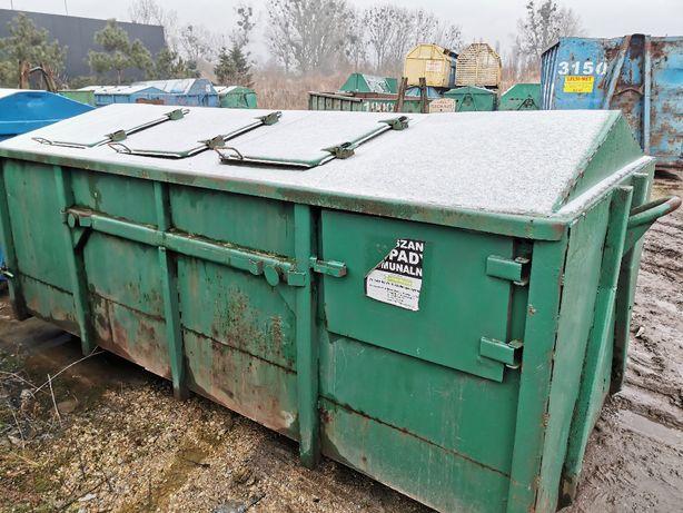 Kp7 kontenery pojemniki na odpady, gruz